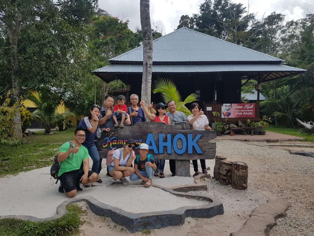 tour belitung - kampung ahok