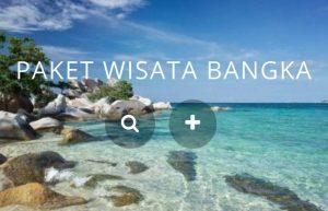 paket tour bangka